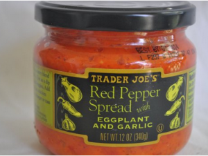 trader joes red pepper sauce