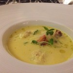 Meyer Lemon Soup