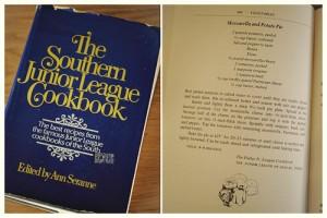the southern juior league cookbook