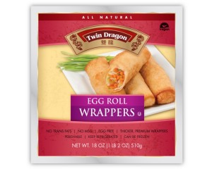 egg roll wrapper