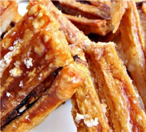 how to cook a piece of pork crackling